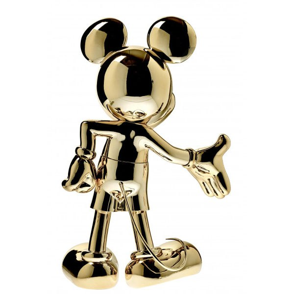 Mickey welcome chrome or 2