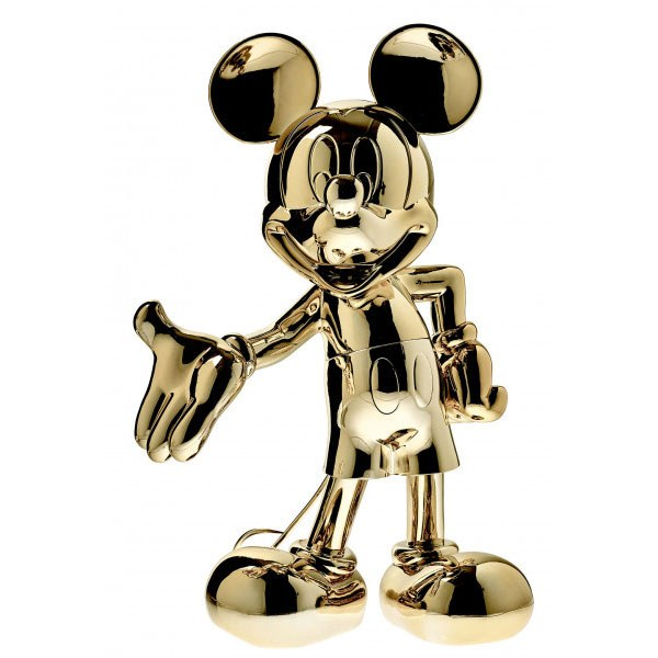 Mickey welcome chrome or