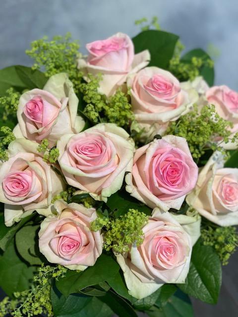 Bouquets composes uniquement de roses