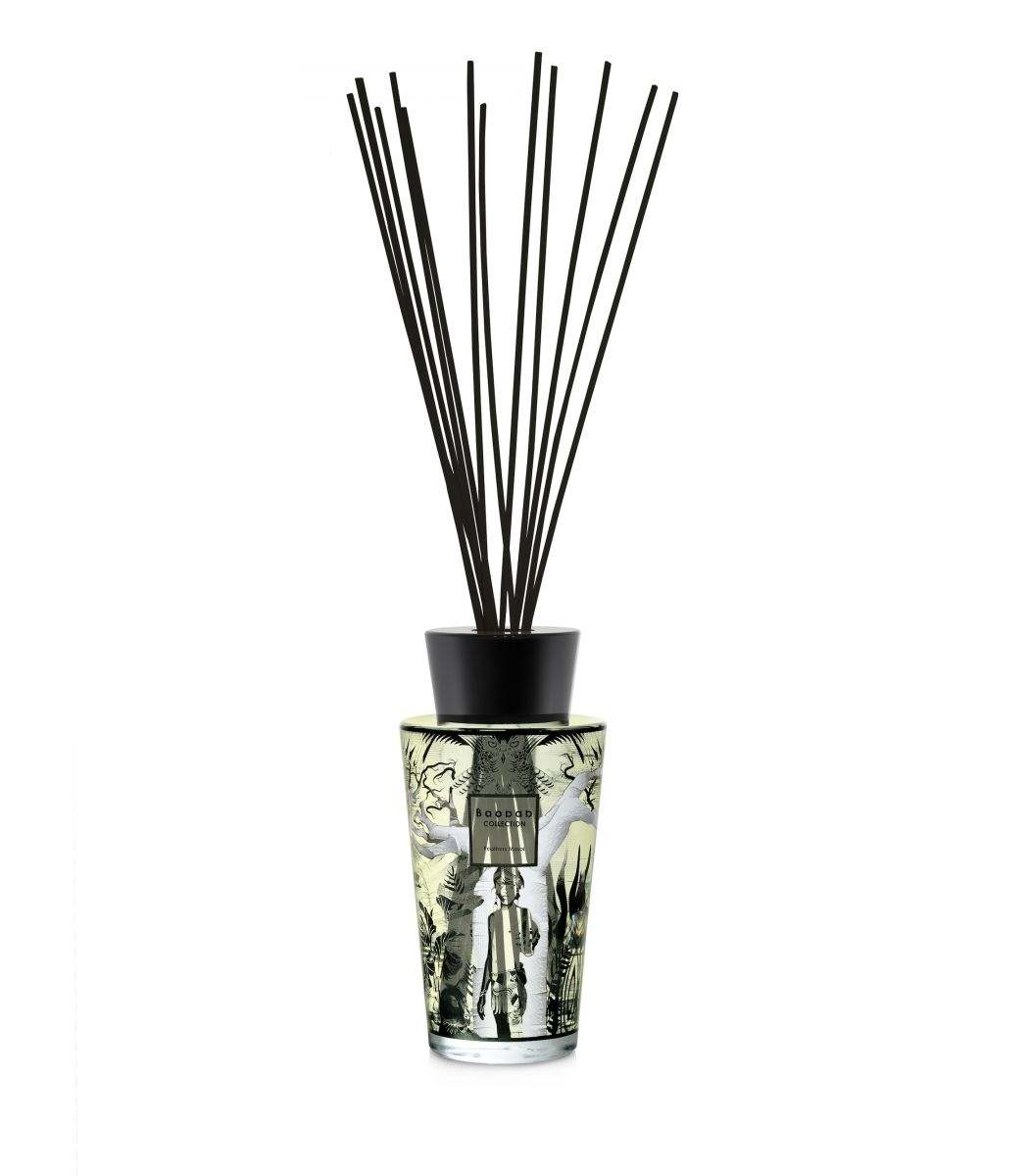 Feathers diffuser