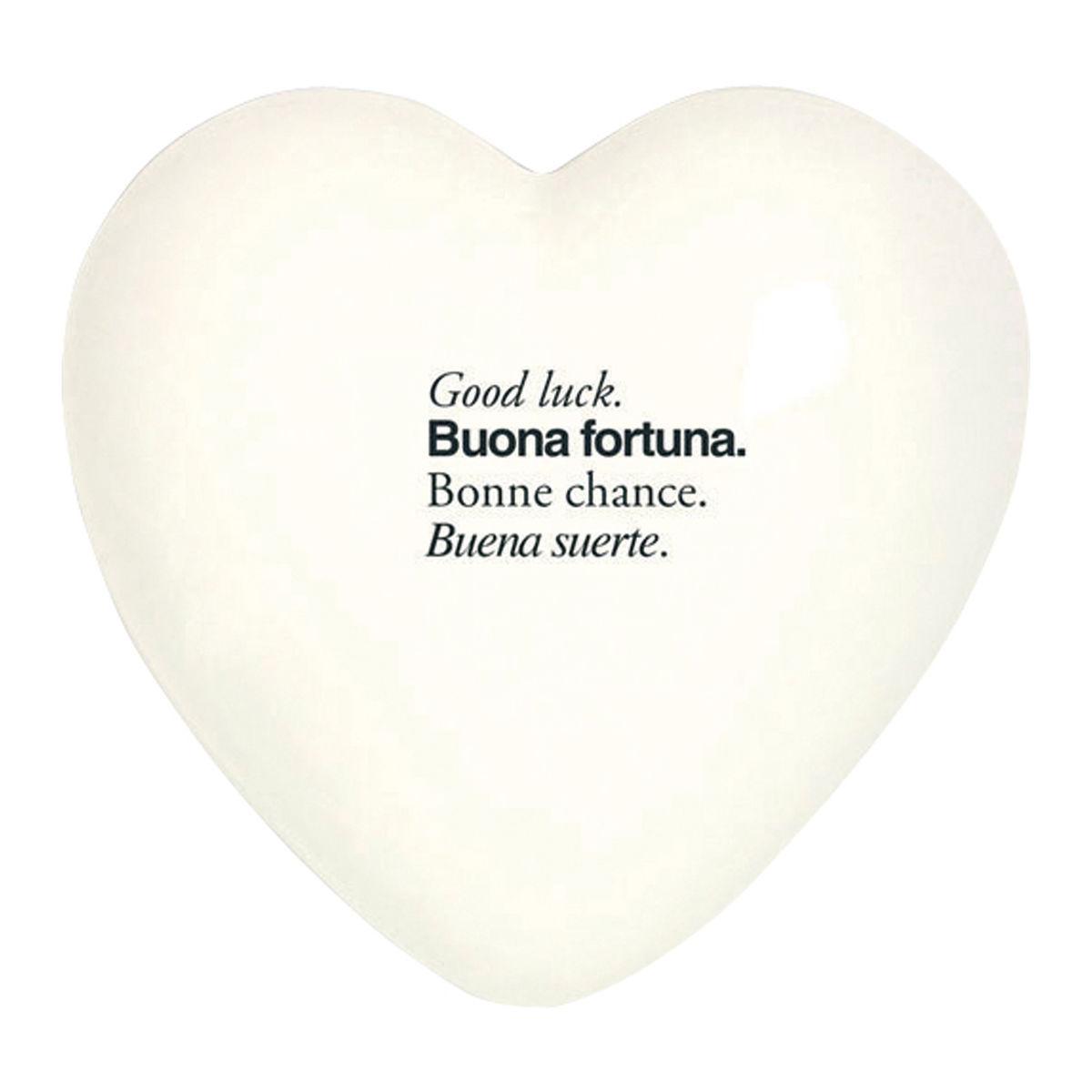 Heart good luck 2
