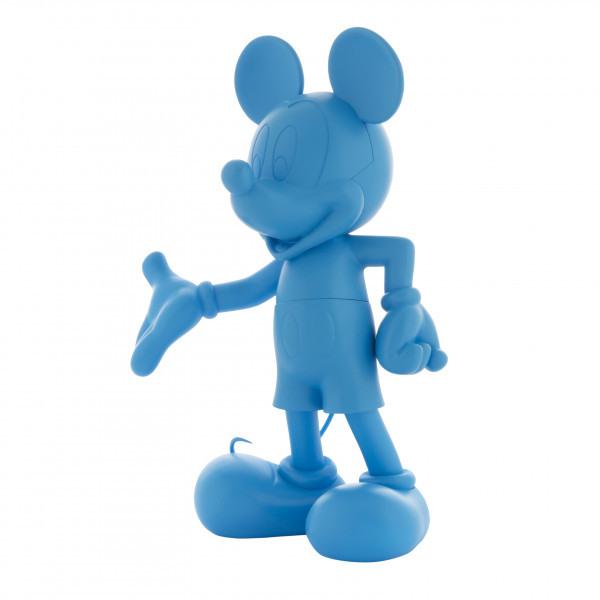 Mickey welcome fluo bleu 2