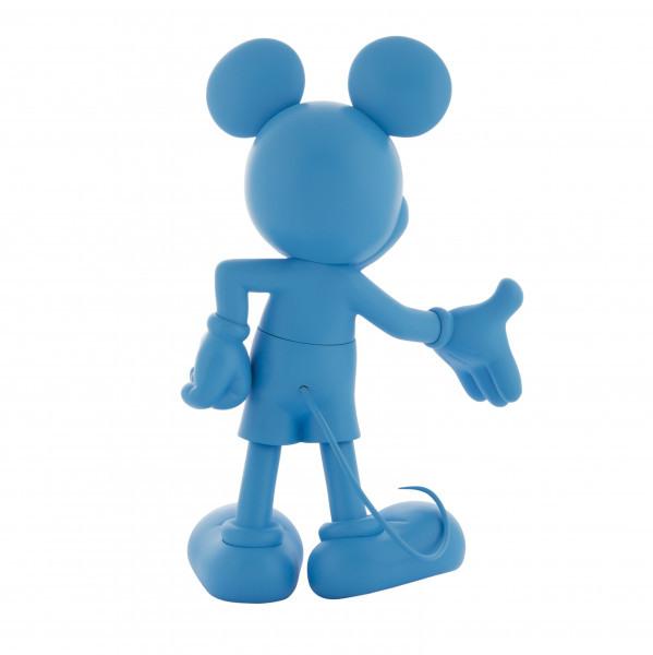 Mickey welcome fluo bleu 3