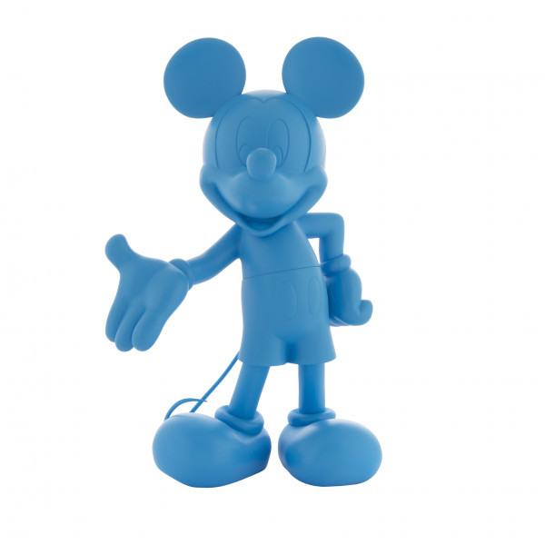 Mickey welcome fluo bleu