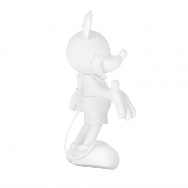 Mickey welcome soft touch blanc 4