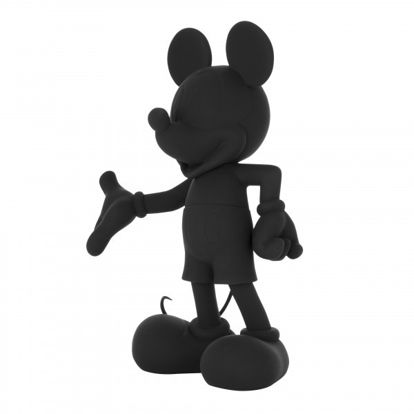 Mickey welcome soft touch noir 2