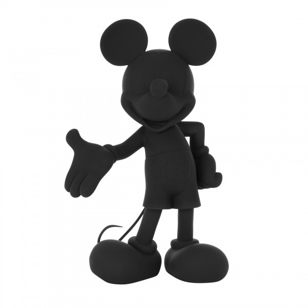 Mickey welcome soft touch noir