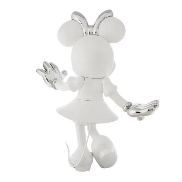 Minnie blanc argent 3