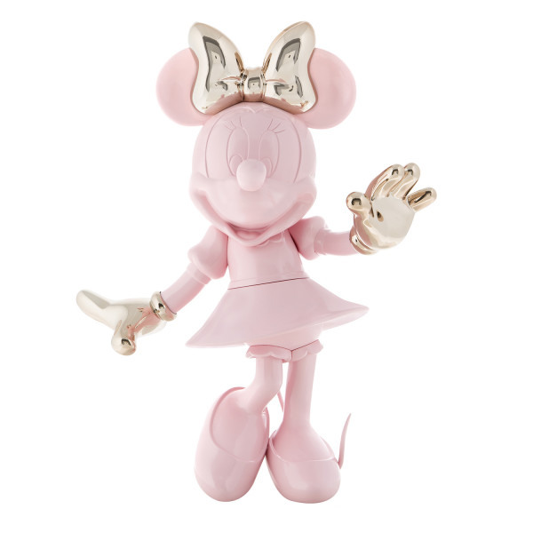 Minnie welcome bicolore rose or
