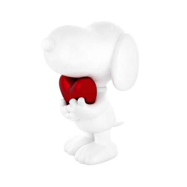 Snoopy coeur
